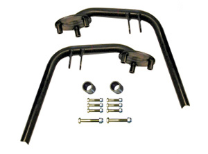 Total Chaos Dual Shock Hoops - Long Travel Control Arms
