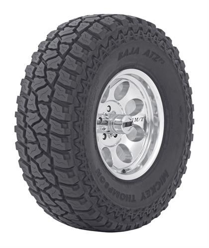 Mickey Thompson Baja ATZ tires (33x12.50R 18)