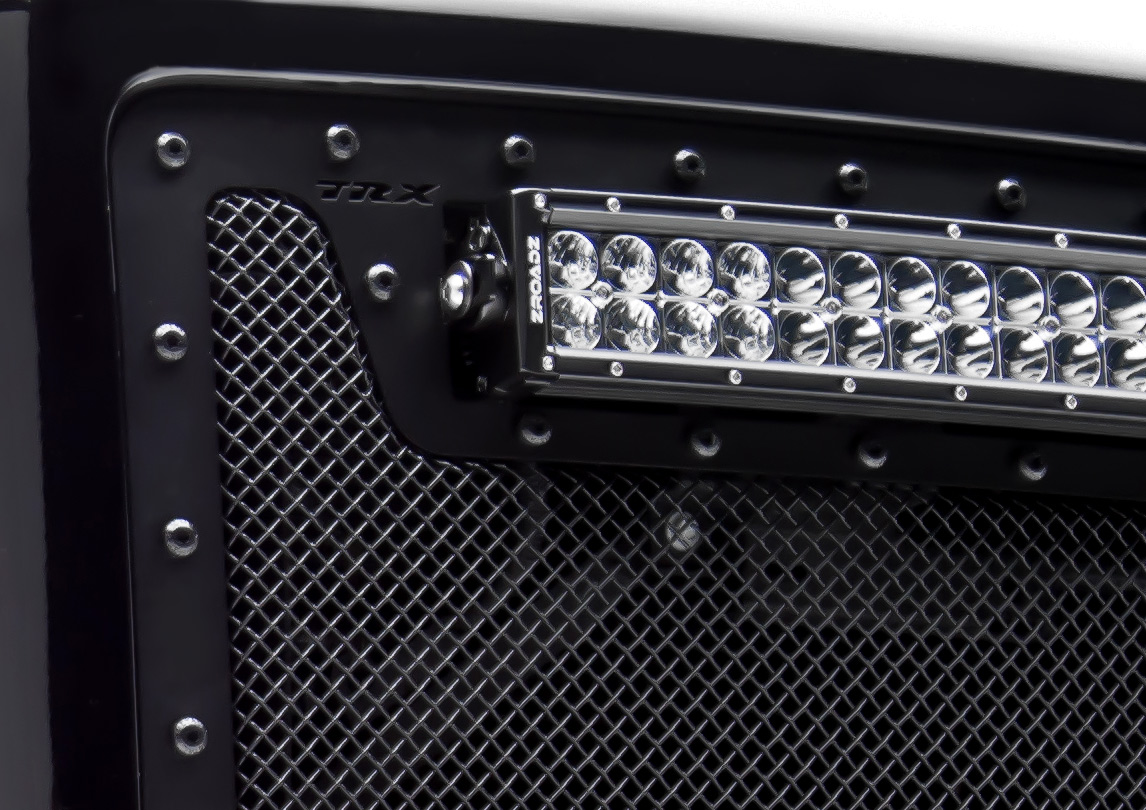 T-Rex Stealth Metal Grille 2014+