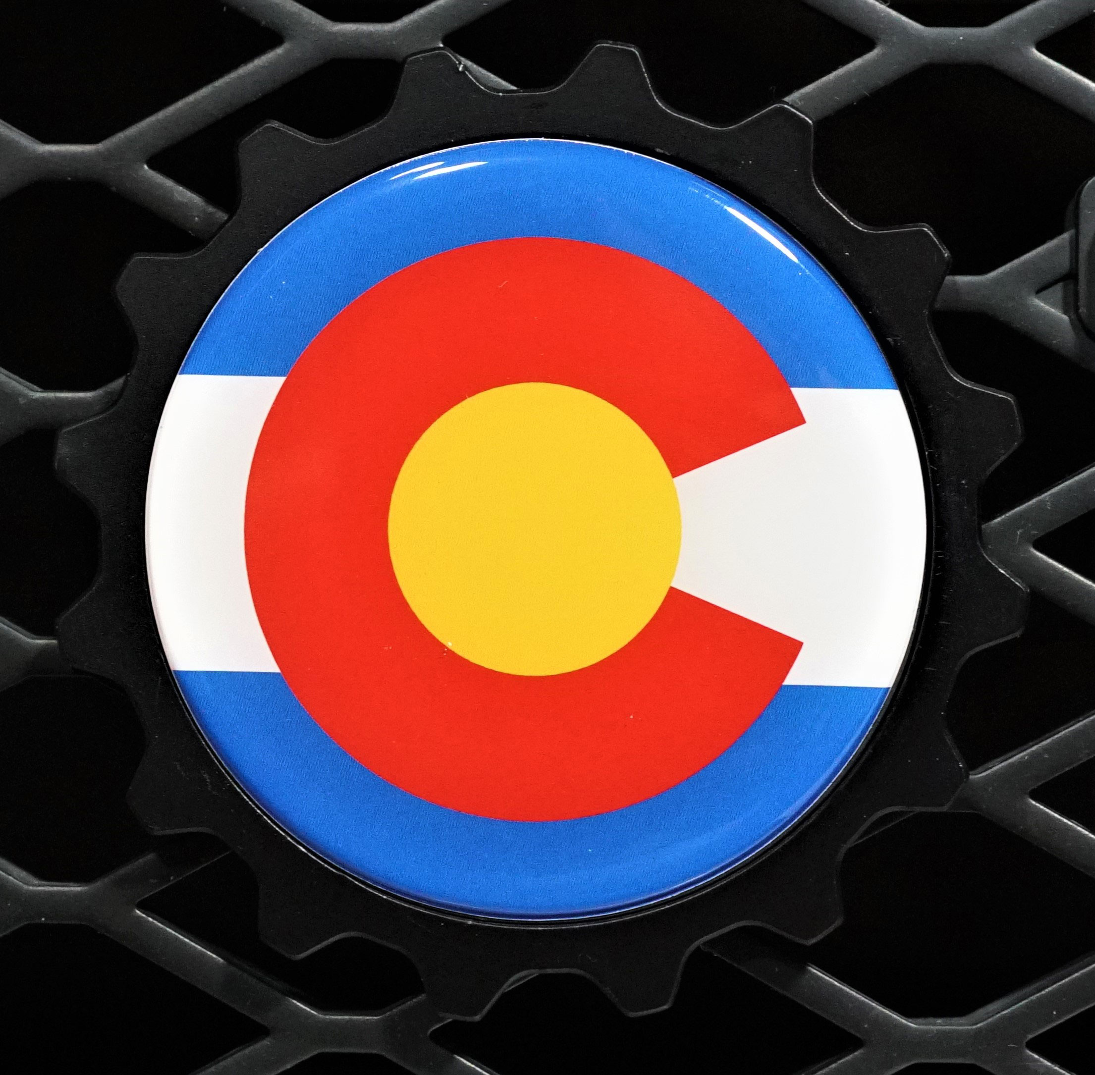Colorado Flag Badge