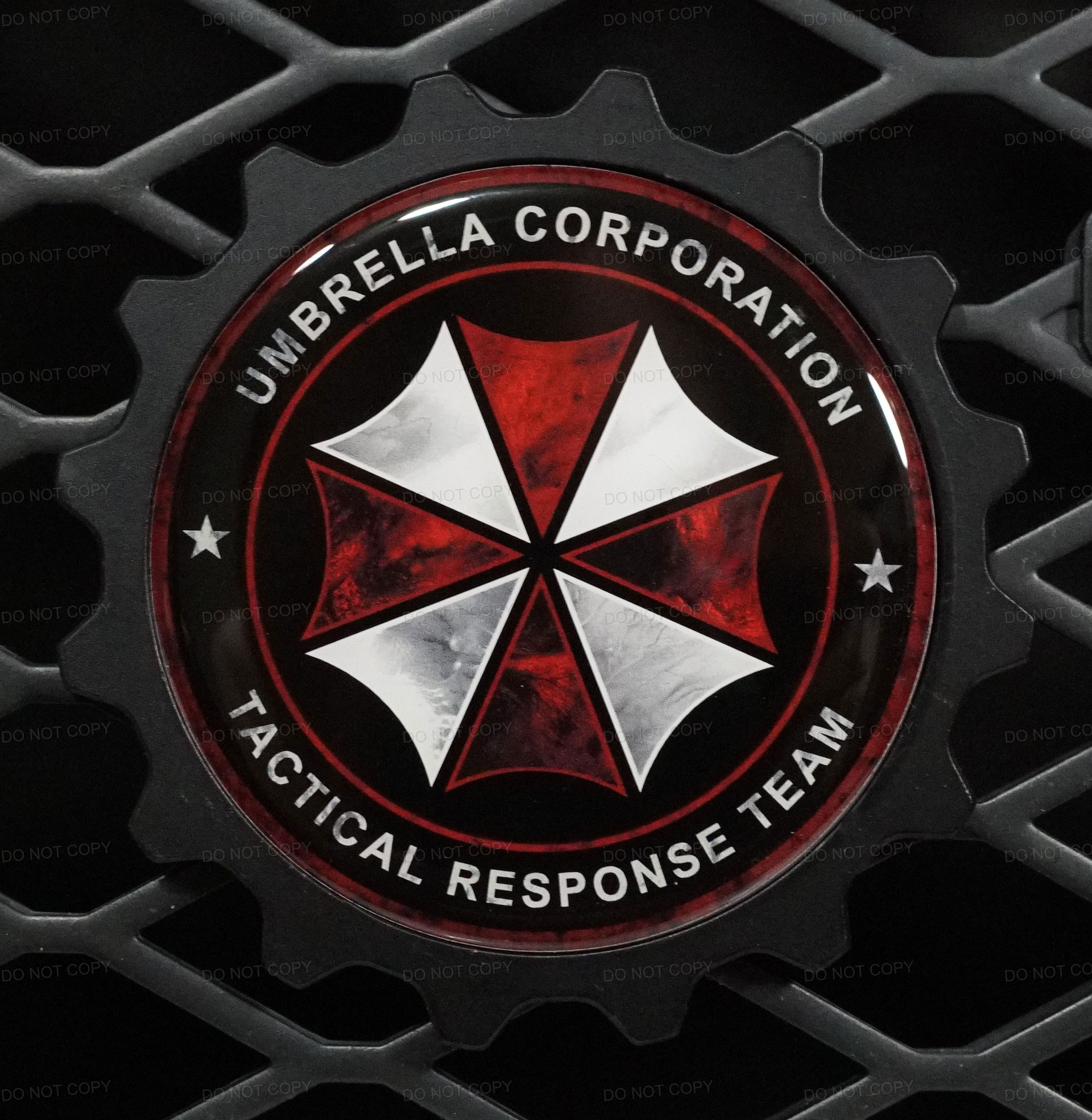 Umbrella Corp Badge