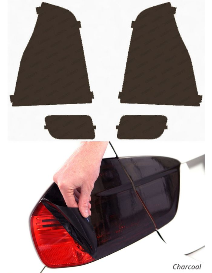 Lamin-X Toyota 4Runner (03-05) Charcoal Tail Light Covers