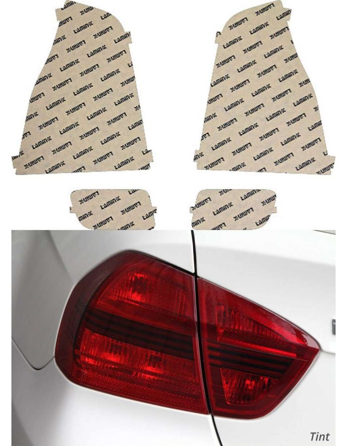 Lamin-X Toyota 4Runner (03-05) Tint Tail Light Covers