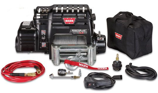 Warn Winch PowerPlant Dual Force HD