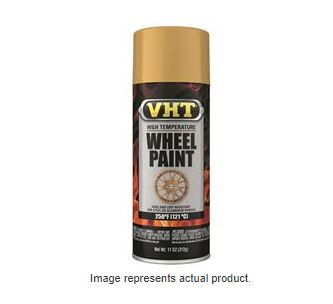 Duplicolor Wheel Paint - Matte Gold